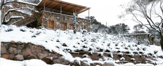 Christmas in Corsica – L'ochju . . .