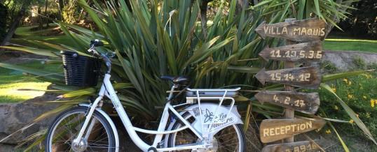 L'arrivée de nouveaux vélos électriques!